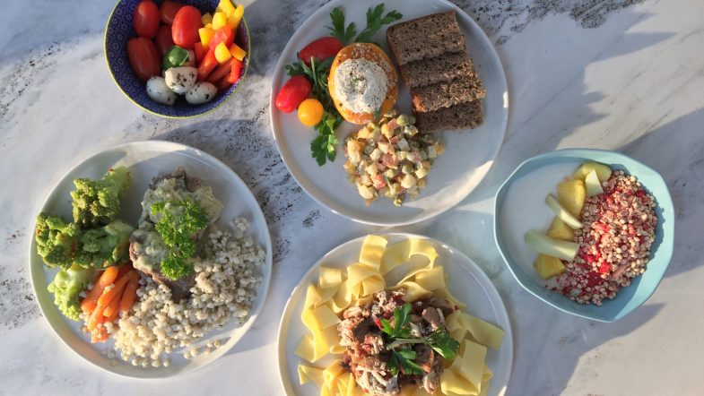 Kuchnia Gastronomiczna I Kuchnia Australijska Bbar Alicja